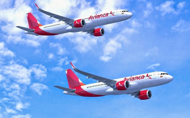 Compromiso de Avianca por 100 aviones A320neo