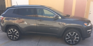 Preview del Jeep Compass Limited 4X4