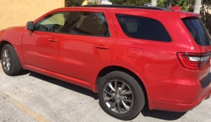 Preview del Dodge Durango GT AWD 2017