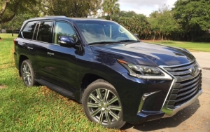 Preview del Lexus LX 570 2017
