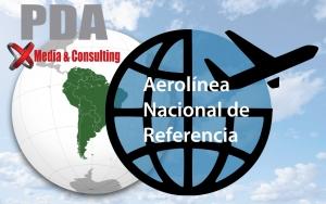 """Nuevo estudio de PDA: """"Beneficios de una Aerolínea Nacional de Referencia"""""""