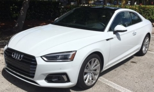 Preview del Audi A5 Coupe 2.0T Quattro S Tronic 2018