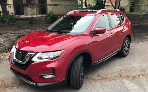 Preview del Nissan Rogue SL AWD