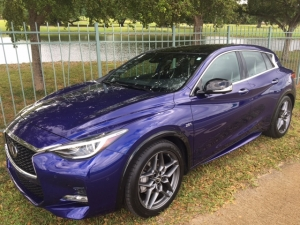 Preview 2017 INFINITI QX 30S 2.0T