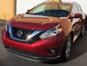 Preview del Nissan Murano Platinum AWD 2018