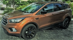 Preview del Ford Escape SE FWD