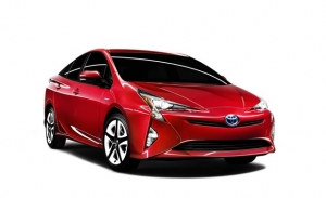 Preview del Toyota Prius Four Hatchback