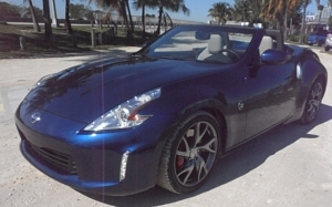 Preview del Nissan 370 Z convertible