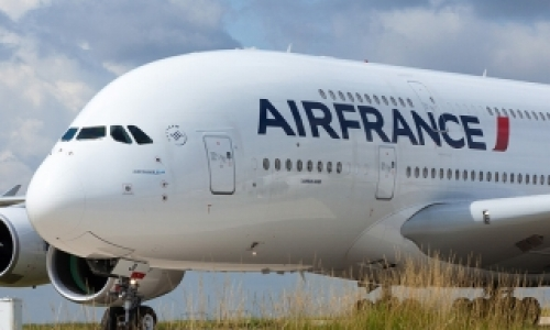 Air France aterriza en Costa Rica para quedarse