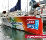 Punta del Este espera el arribo de la regata Clipper Around the World